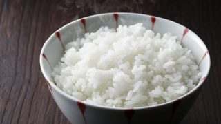 ☆犬にお米食べさせていいのぉ??